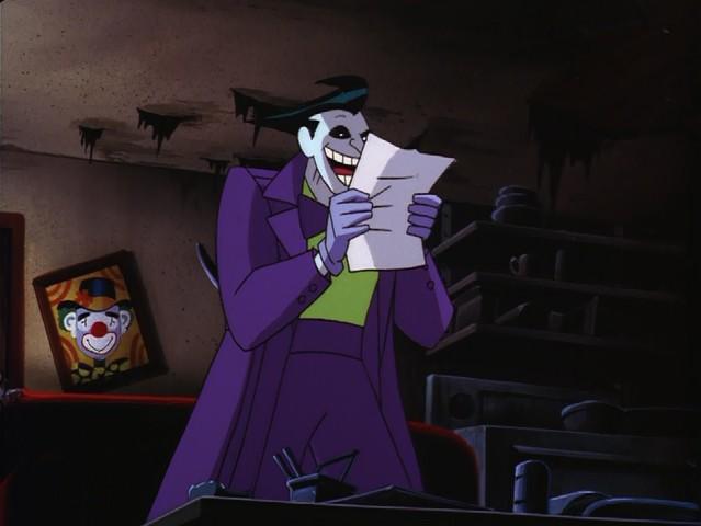 joker's inheritance