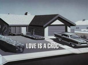 love is a croc