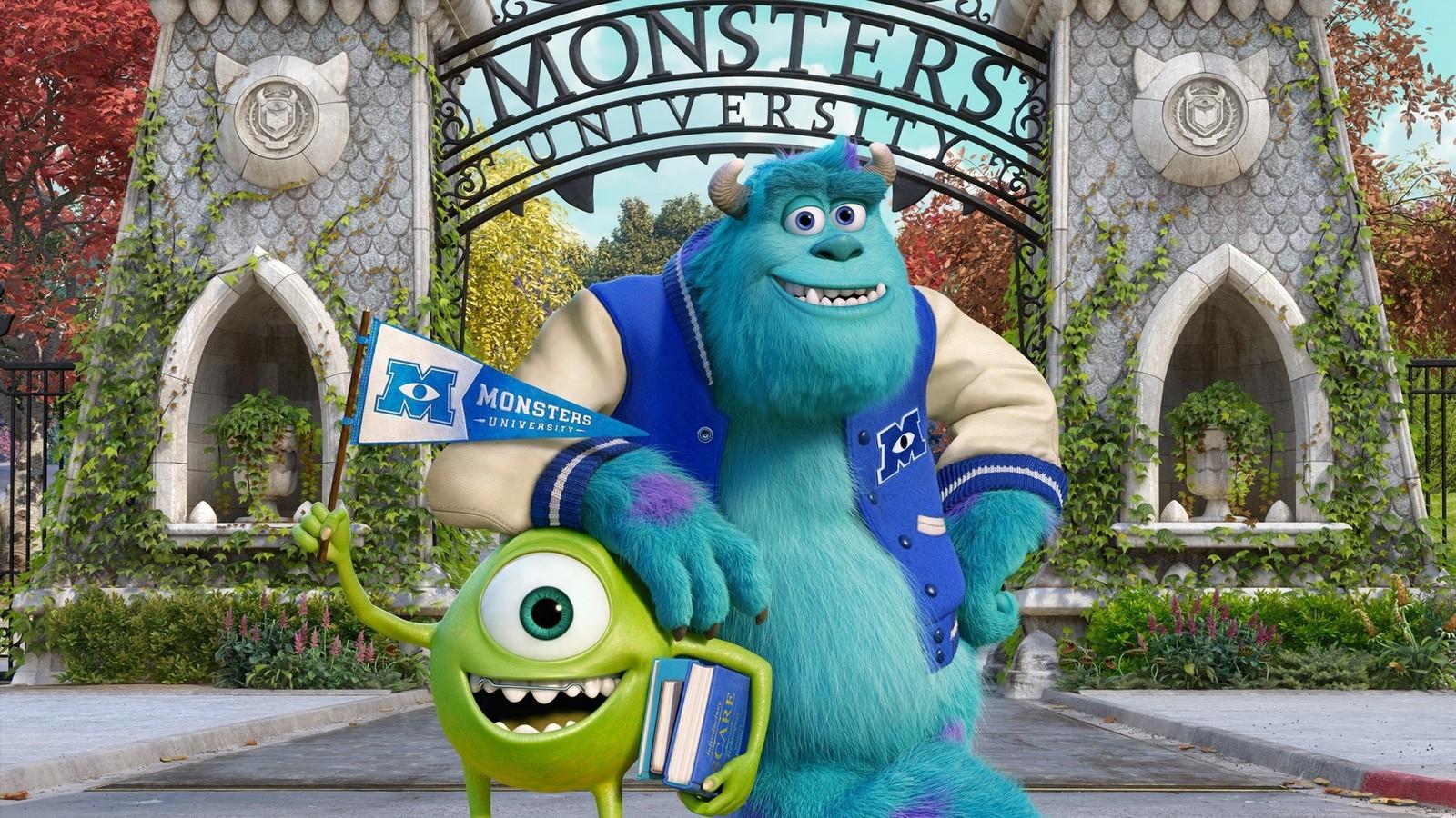 monsters u