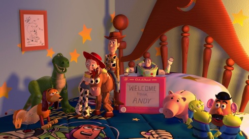 toy story 2 welcome home