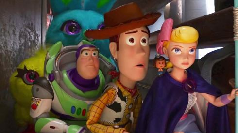 toy story 4 scary