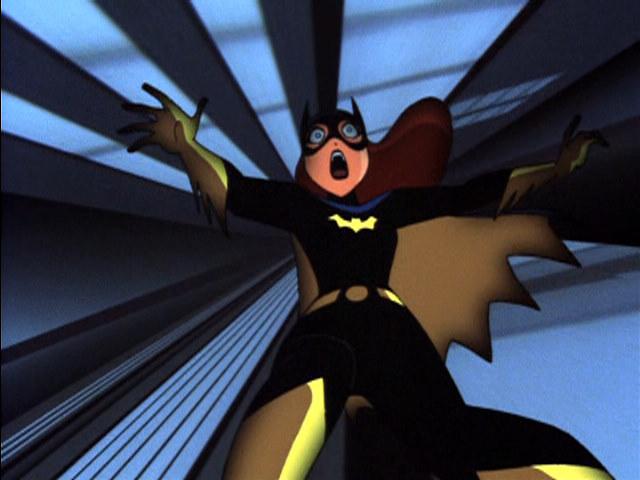 batgirl falls