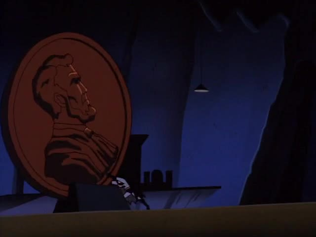 batman penny