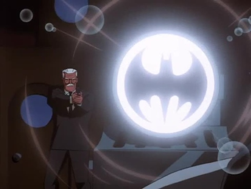 gordon bat signal