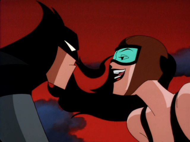 roxy vs batman
