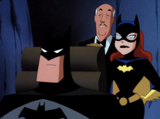 sleuthing in the batcave