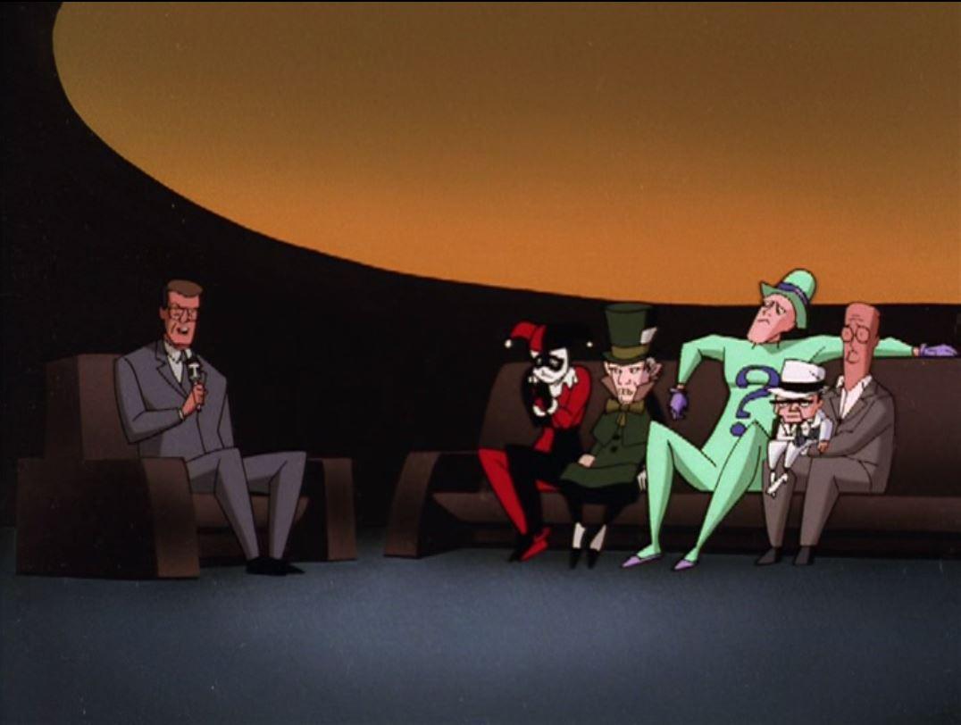 talk show villains