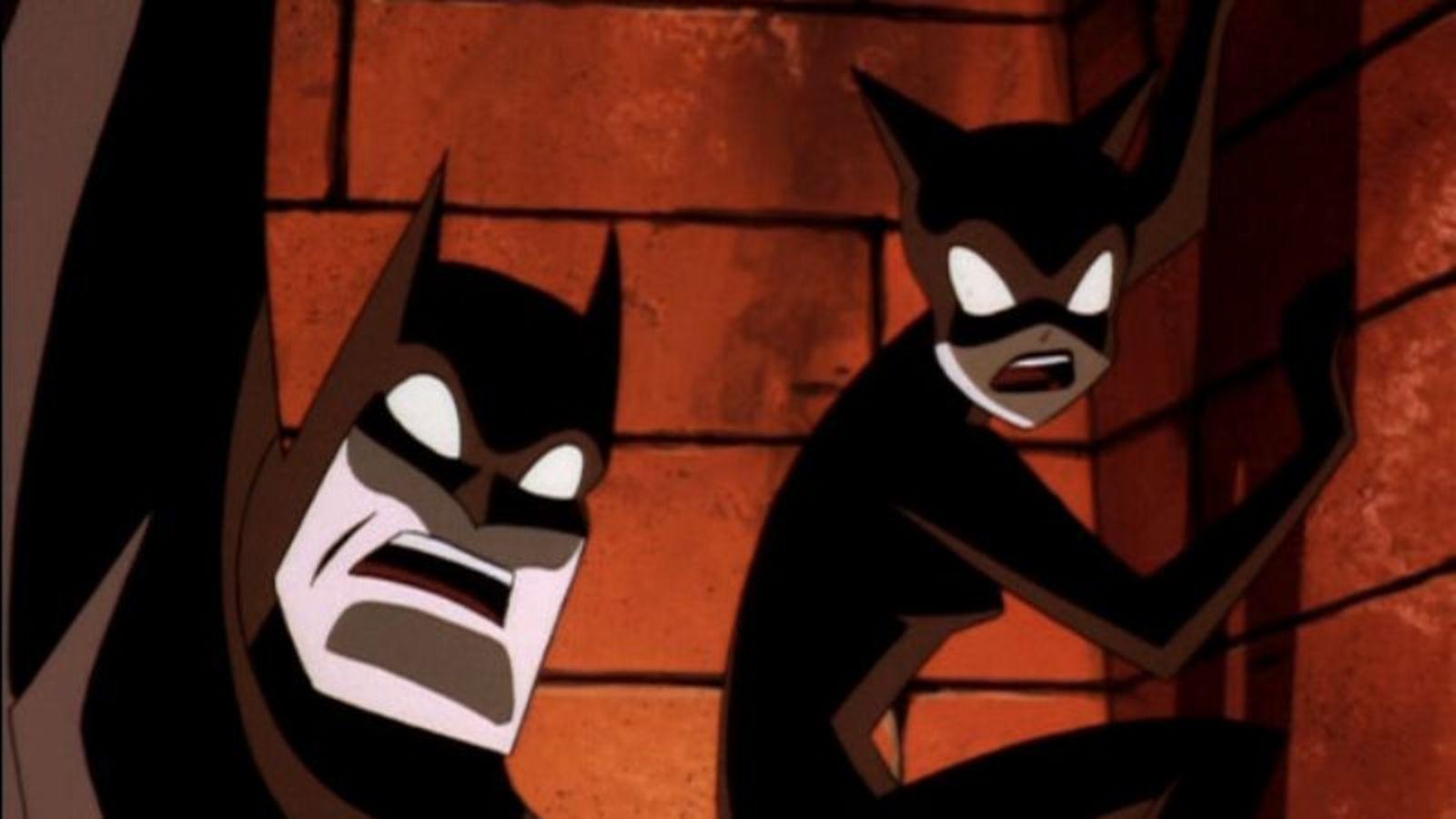 batman catwoman smokestack