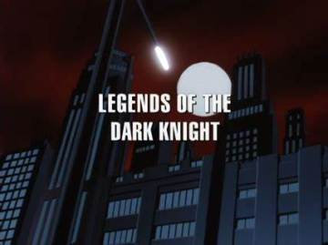 legends of the dark knight