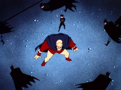 many batmen