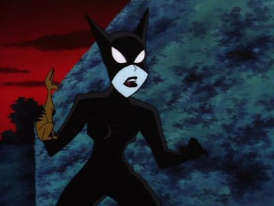 ugly catwoman
