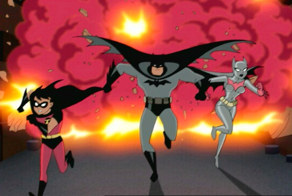 batman robin batwoman
