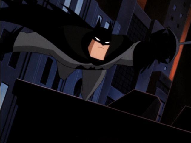 batman soars