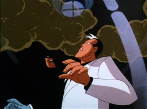 batman twoface gas