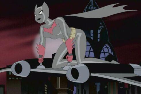 batwomans gilider