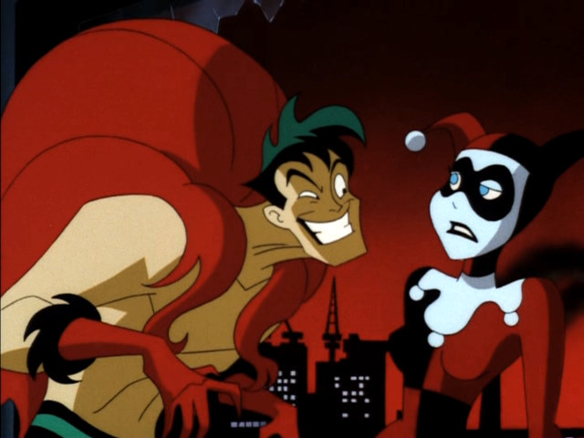 creeper and harley