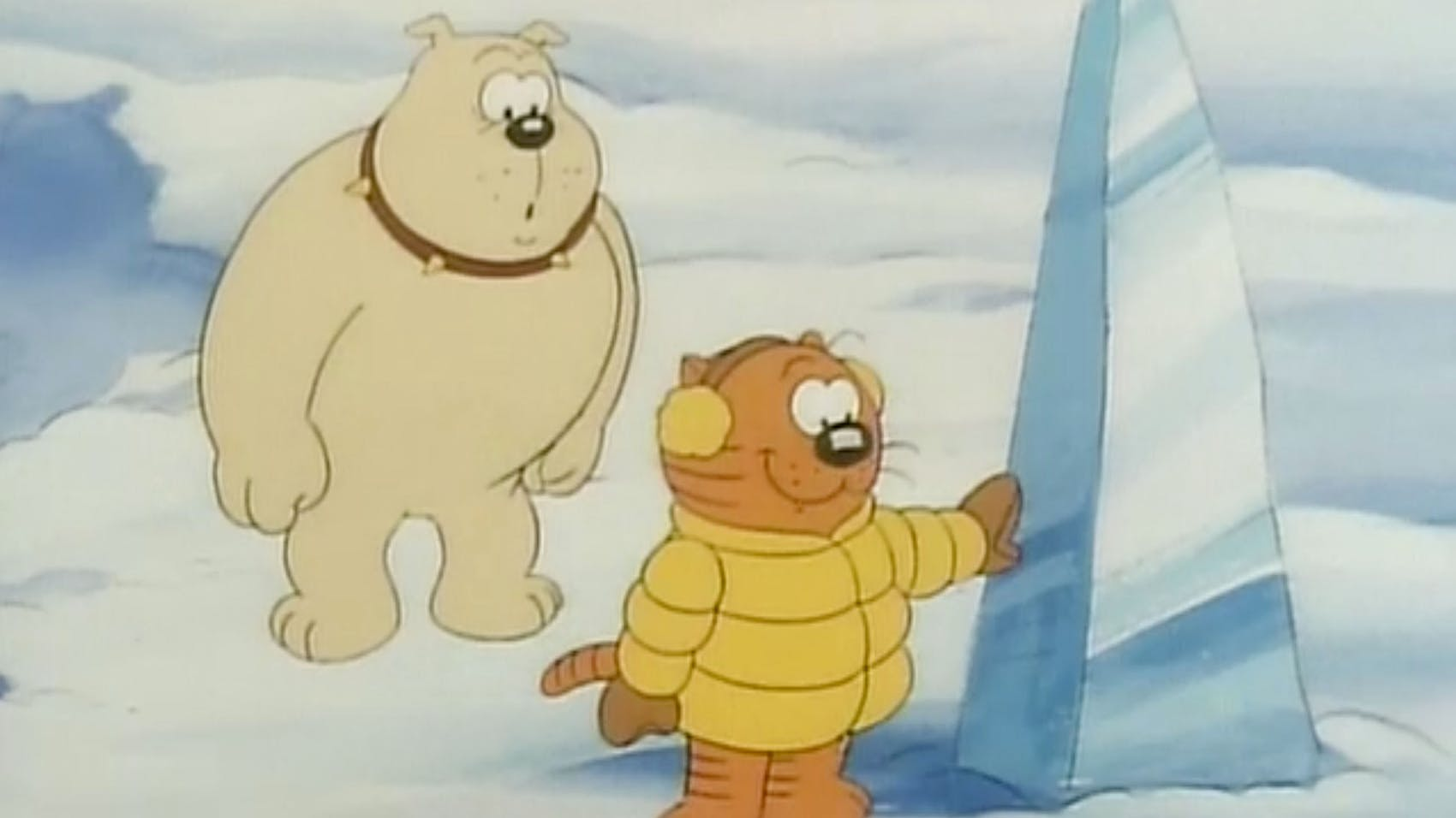 heathcliff north pole