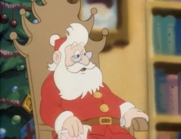 heathcliff santa