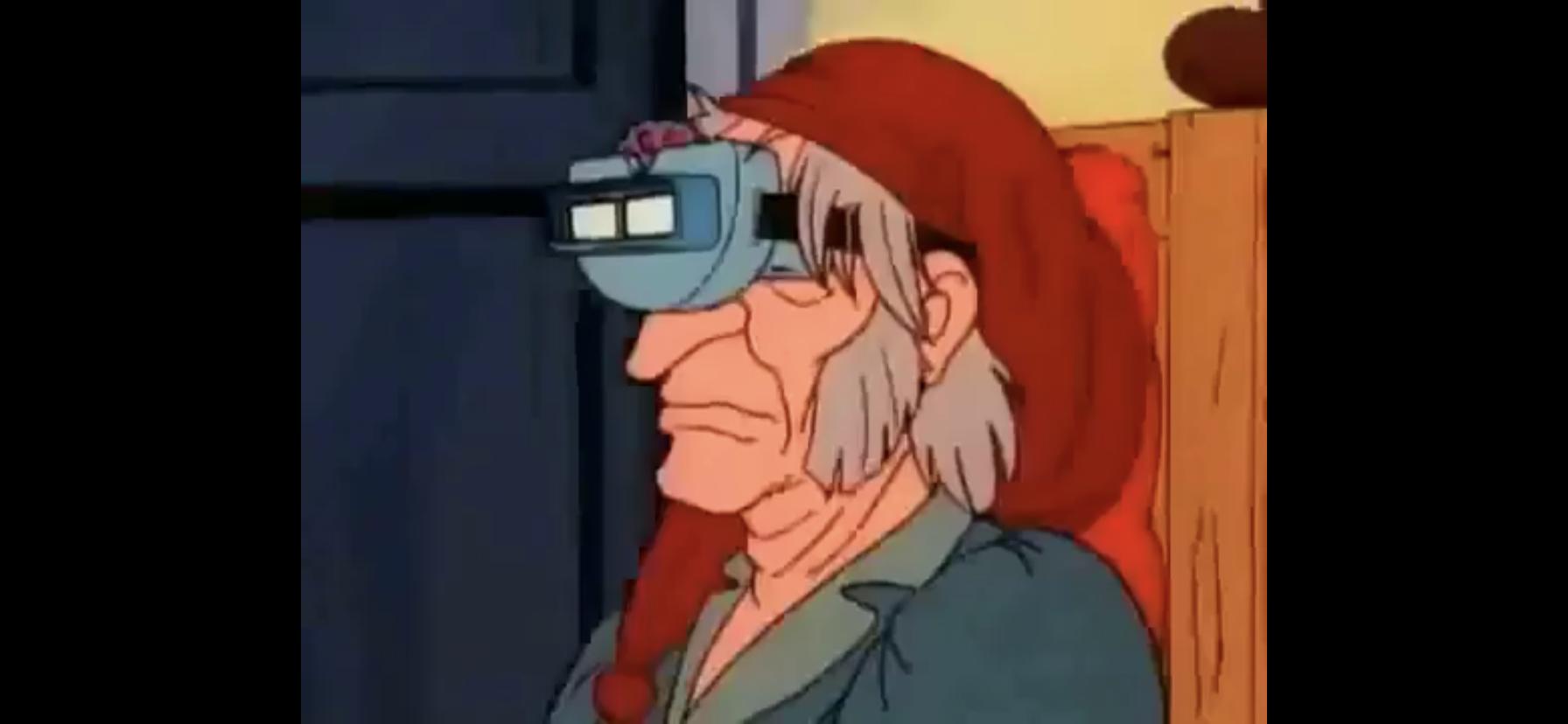 scrooge view finder