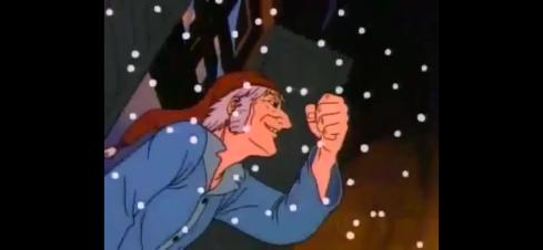 scrooge triumphant