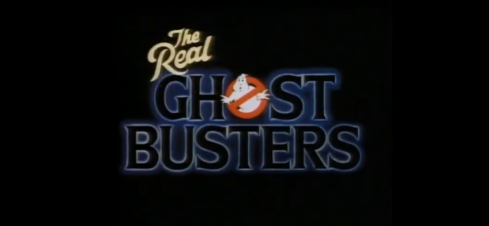 real ghostbusters title