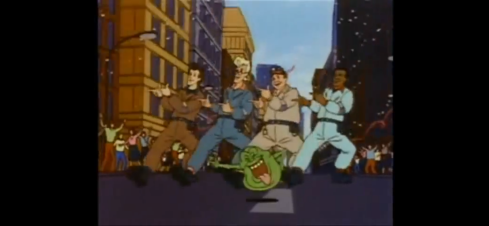 real ghostbusters outro