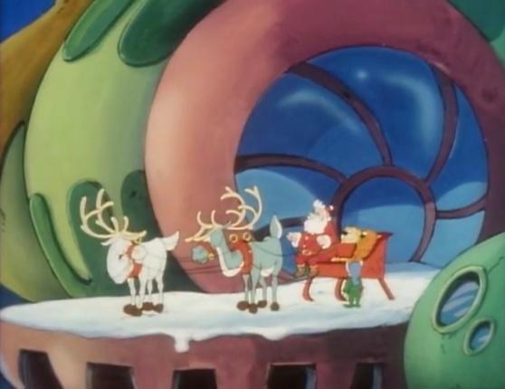 shitty reindeer