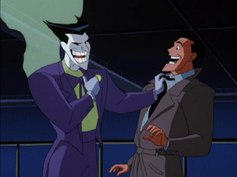 joker and ryder