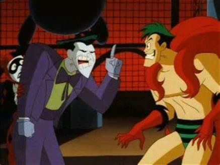 joker meets creeper
