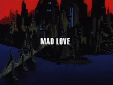 mad love title