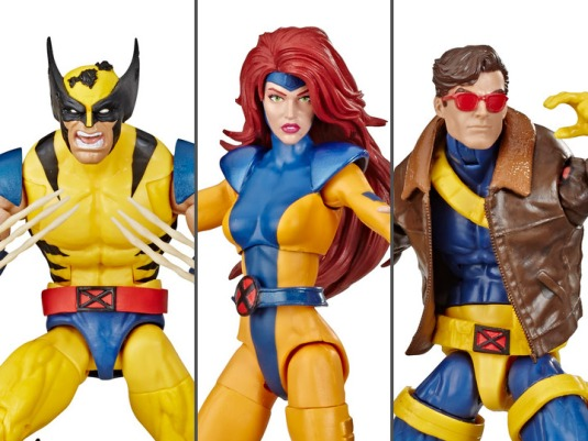 xmen three pack