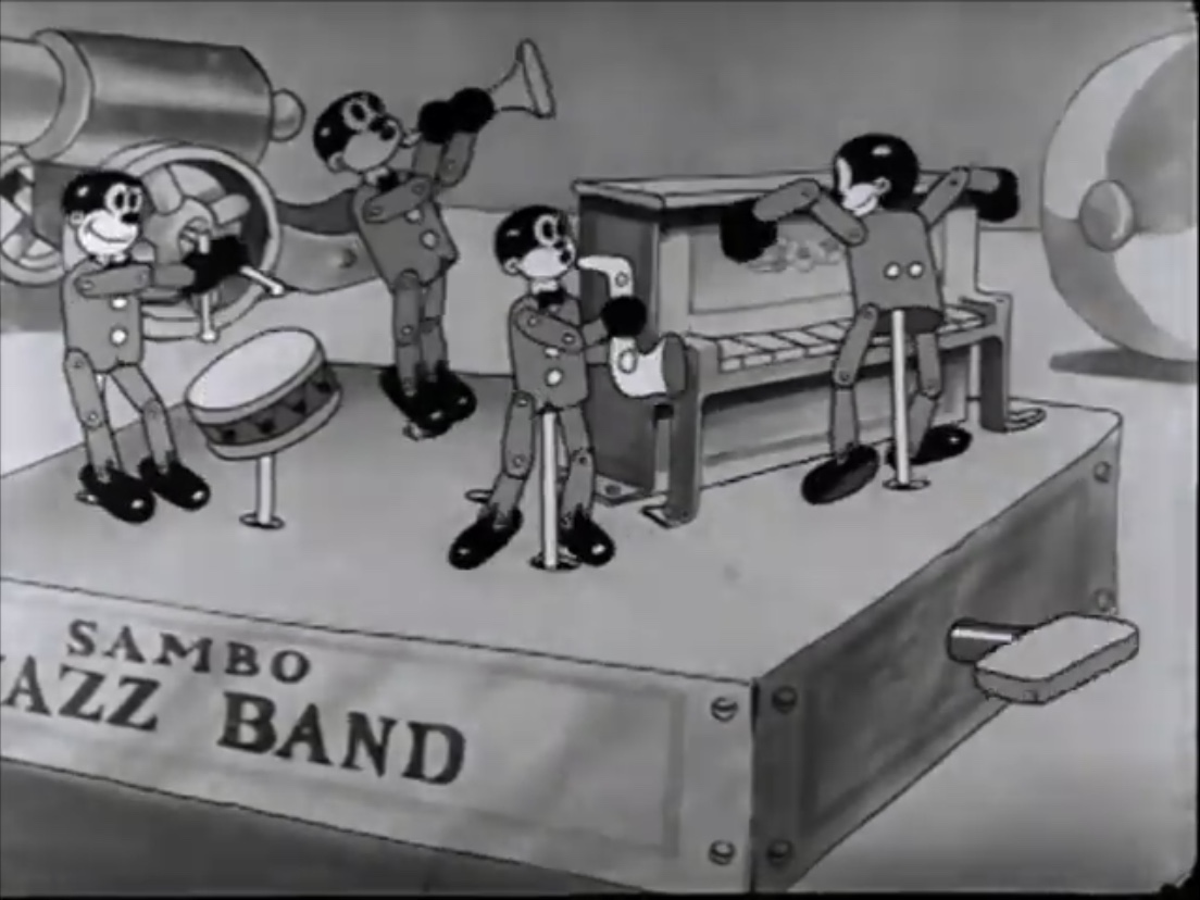 racist_jazz_band